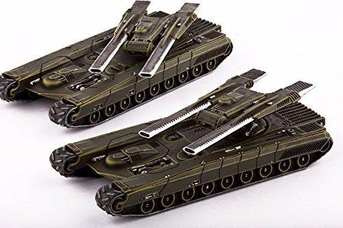 UCM Gladius Heavy Battle Tanks 2 by Hawk Wargames