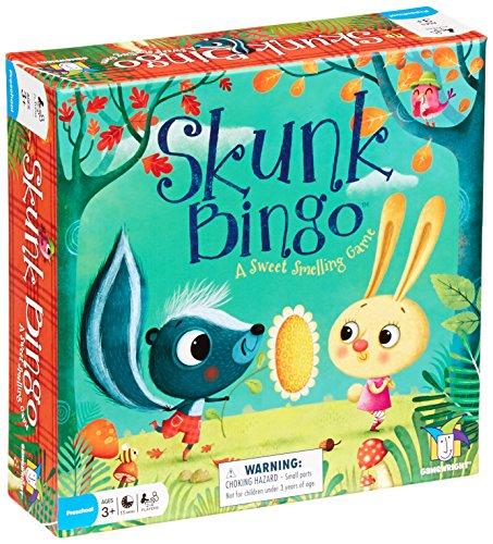 Skunk Bingo Board Game