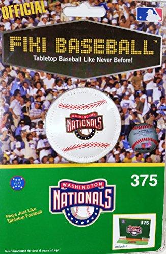 Washington Nationals Tabletop Baseball Game