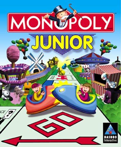 Monopoly Junior CD-ROM