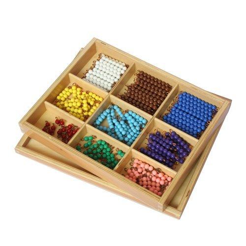Montessori Checker Board Beads