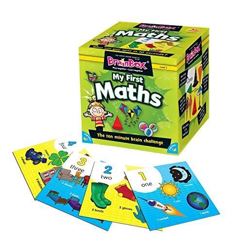 BrainBox Maths by Green Board Games