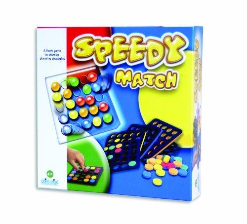 Speedy Match by Green Board Games