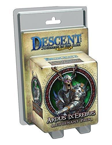 Descent Journeys in The Dark Ardus IxErebus Lieutenant Pack Board Game by Fantasy Flight Games