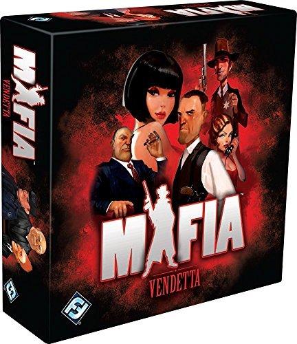 Mafia Vendetta Board Game by Fantasy Flight Games