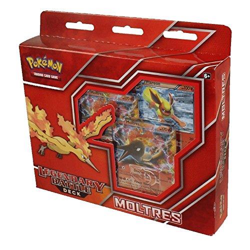 Pokémon TCG Legendary Battle Decks - Moltres - 60 Card Deck