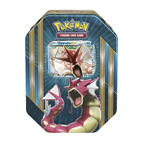 Pokémon TCG Triple Power Tin Shiny Gyarados