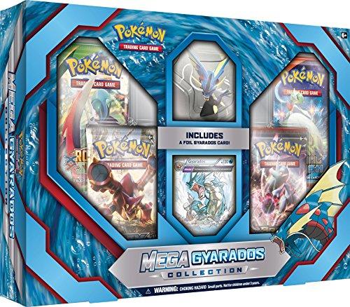 Pokemon TCG Mega Gyarados Collection Card Game