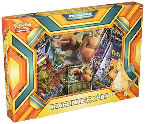 TCG Dragonite-EX Box Card Game