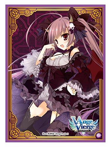 Ange Vierge Sofina Ver3 Card Game Character Sleeve Collection Vol10 SC-34 Anime Girl Black World Illust Kira Inugami