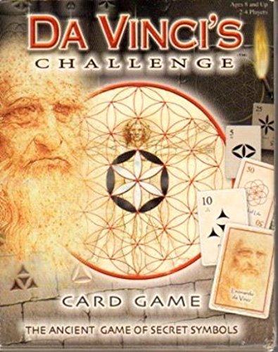Da Vincis Challenge - Card Game