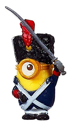 Despicable Me Minions Movie Challenge Card Game Napoleonic Stuart 1 Micro Figure 21 Loose
