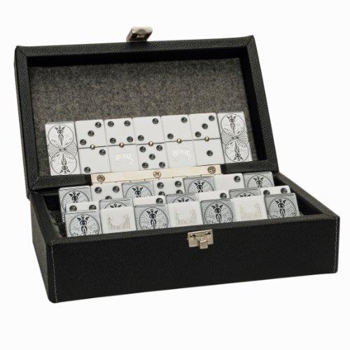 WE Games Luxury Domino Case -Double 6