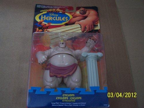 Disney HERCULES CYCLOPS Action Figure