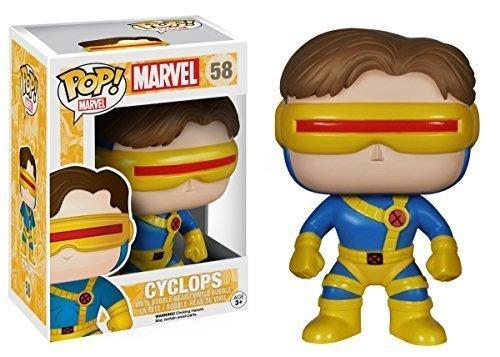 Funko POP Marvel 3 34 Inch Classic X-Men Cyclops Action Figure Dolls Toys