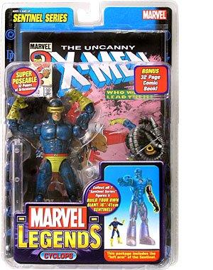 Marvel Legends Series 10 Cyclops Action Figure