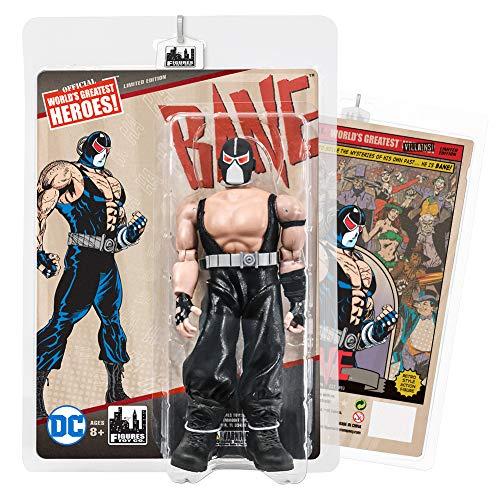 Figures Toy Company DC Comics Retro 8 Inch Action Figure Series Bane