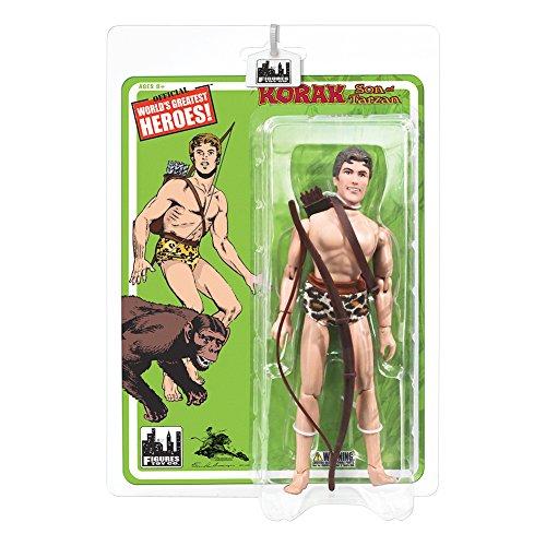 Figures Toy Company Tarzan Worlds Greatest Heroes Korak Action FIgure