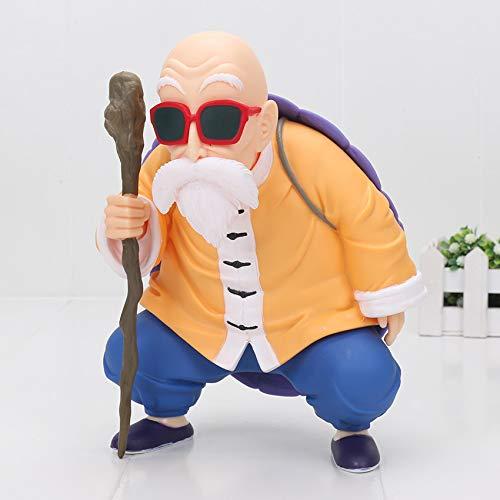 Dragon Ball Master Roshi Kame Sennin Action Figure  DBZ PVC Figures Toys Size 8 inch with Box