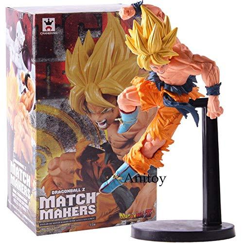 Dragonball Z - Super Saiyan Son Gokou Goku VS Freeza Freezer - Dragon Ball Action Figure - Collection Model Boys Toys