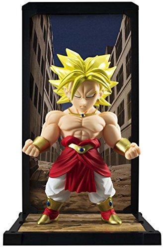 TAMASHII NATIONS Bandai Tamashii Buddies Super Saiyan Broly Dragon Ball Action Figure