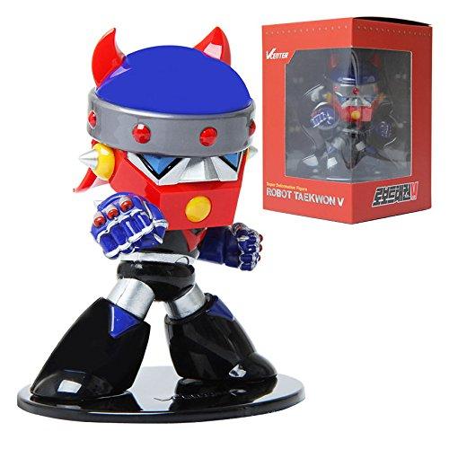 SD Robot Taekwon V  Figure  Taekwon V Figure  Robot Figure  Punch power