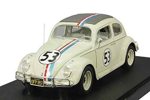 Hot Wheels Elite Heritage Herbie The Love Bug Vehicle 118 Scale