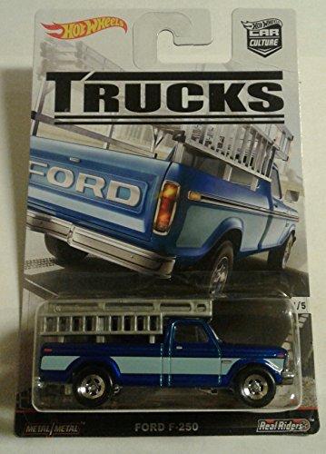 Hot Wheels 2016 Car Culture Ford F-250 Trucks Series 15