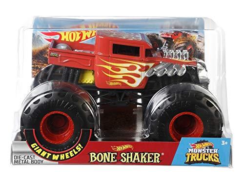 Hot Wheels Bone Shaker 2 Monster Truck 124 Scale