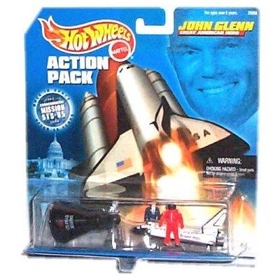 Hot Wheels John Glenn Action Pack