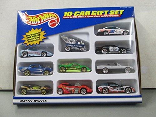 Mattel Hot Wheels 10-Car Gift Set
