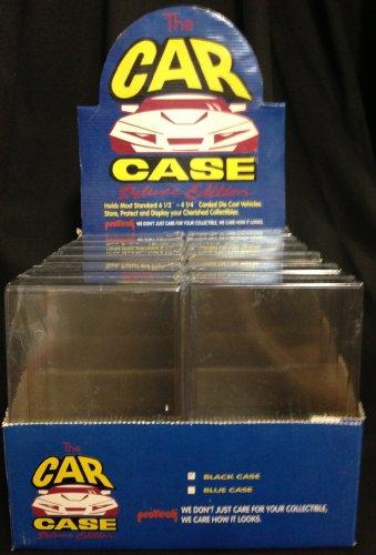 Protech Car Case Deluxe Mattel Hot Wheels Matchbox or Similar Display Case Qty 12