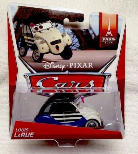 Disney Cars Louis LaRue Paris Tour 155 Scale Mattel Diecast