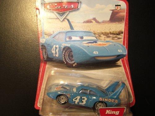 Disney Pixar Cars King 155 Scale Mattel Diecast Original Desert Background Card by Disney