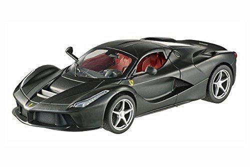 LaFerrari Black - Mattel Hot Wheels BLY53 - 118 Scale Diecast Model Toy Car