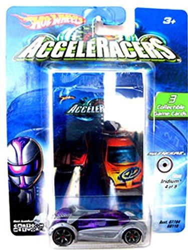 Hot Wheels AcceleRacers Silncerz Iridium 4 of 9