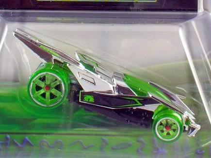 Hot Wheels AcceleRacers Stripped Metal Series RD-02