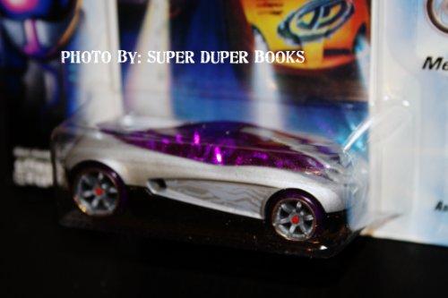 Hot Wheels Acceleracers Cartoon Network Silencerz Metaloid 8 Car