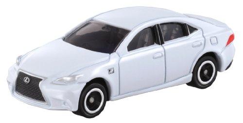 TAKARA TOMY Tomica Diecast BX100-Lexus Is F Sport 1st 036 Diecast Toy Car White