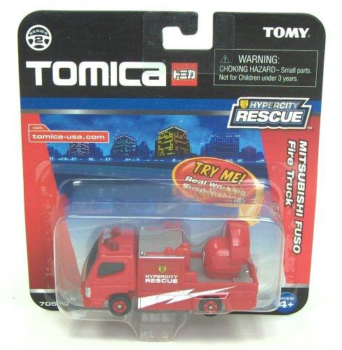 Tomica Diecast Mitsubishi Fuso Fire Rescue Truck