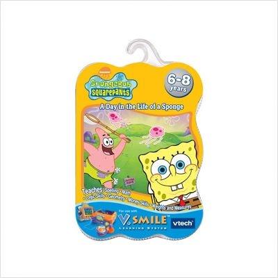 Vtech Electronics 80-092440 VSmile SpongeBob SquarePants