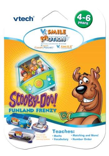 Vtech Electronics VSmile Scooby Doo