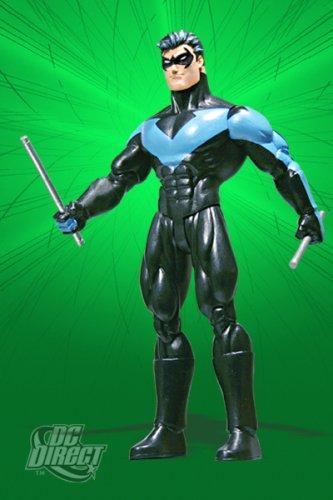 DC Direct Superman Batman Series 3 Public Enemies Action Figure Nightwing