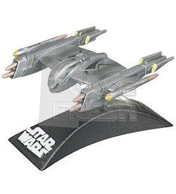 Star Wars 3 Inch Titanium - P-38 Starfighter