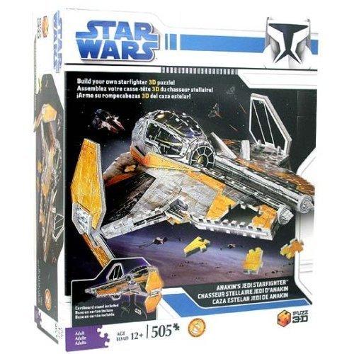Star Wars Starfighter Puzz 3D