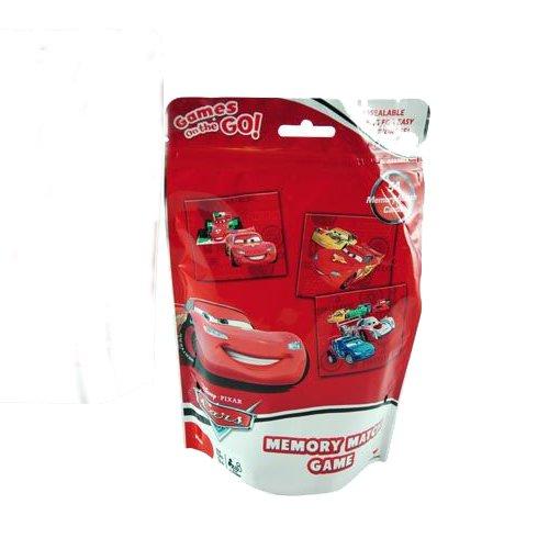 Disney Cars Boys Memory Match Game Set