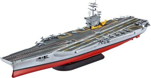 Revell Germany USS Nimitz CVN-68 Model Kit