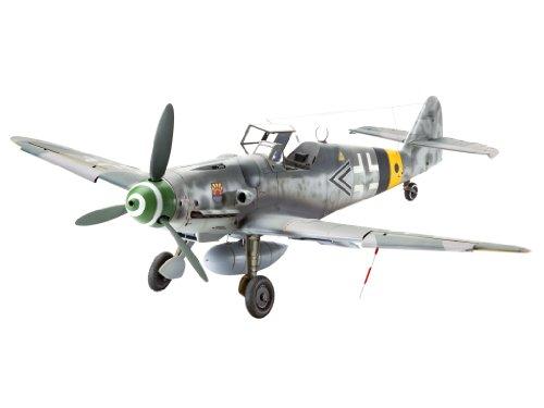 Revell of Germany Messerschmitt Bf109 G-6 Plastic Model Kit