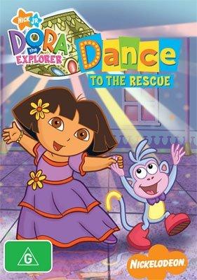 Dora The Explorer Dance to the Rescue
