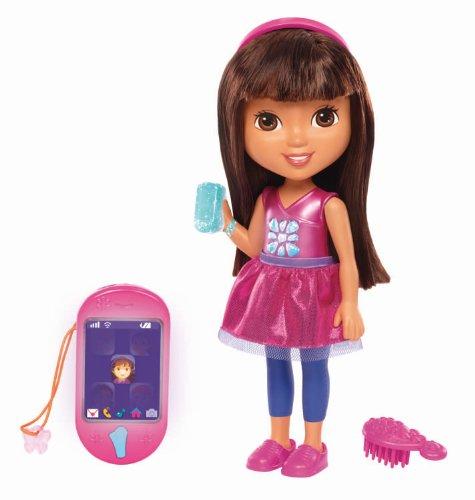 Fisher-Price Nickelodeon Dora Friends Talking Dora Smartphone
